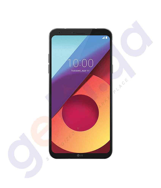 BUY LG Q6+ DUAL SIM-4GB RAM-64GB ROM-4G BLACK SMART PHONE IN QATAR