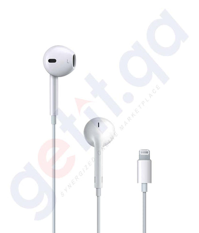 Buy Apple Earpod with Lightning Cable MMTN2 in Doha Qatar