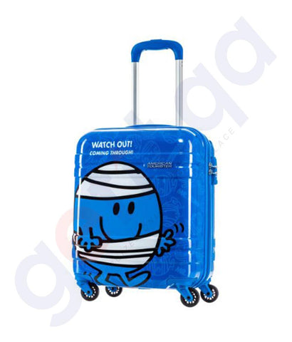 Buy American Tourister Mr Bump Spinner Online in Doha Qatar
