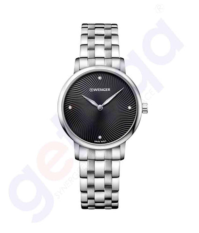 GETIT.QA | Buy Wenger Urban Donnissima Women Watch 01.1721.105 Doha Qatar