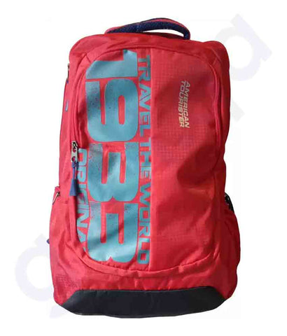 Buy American Tourister Insta Next Laptop Backpack Doha Qatar