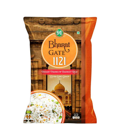 Request Quote Bharat Gate 1121 Basmati Rice 20kg Doha Qatar