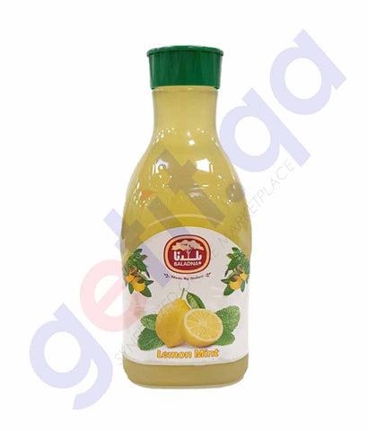 BALADNA CHILLED LEMON MINT JUICE 1.5 LTR