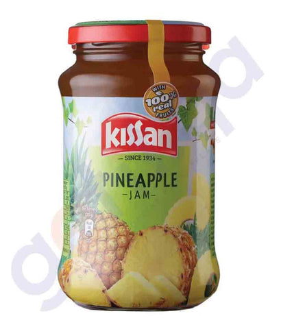 KISSAN PINEAPPLE JAM 500GM