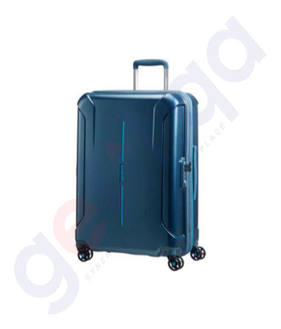 Buy American Tourister Technum Spinner Metallic Doha Qatar