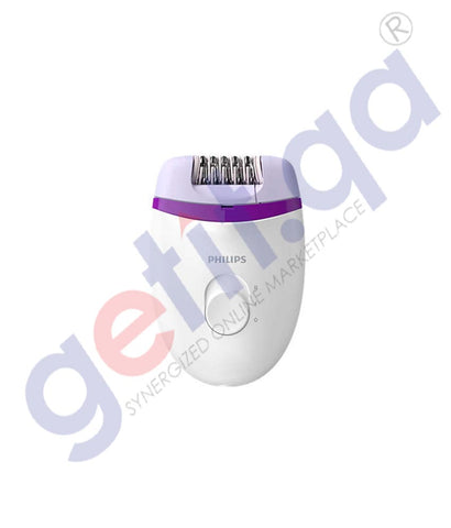 GETIT.QA | Buy Philips Satinelle Epilator BRE225/01 Price Online Doha Qatar
