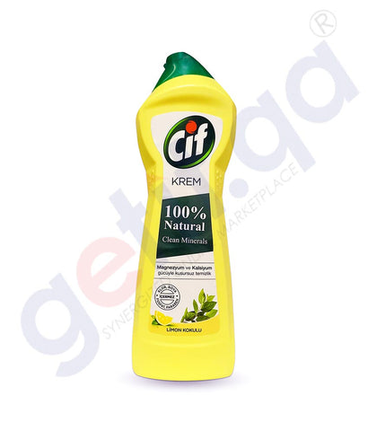 CIF  CREAM LEMON