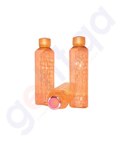 Buy Water Bottle Dew 1100ml 3Pcs Set Online in Doha Qatar