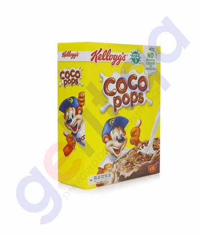 Buy Kelloggs Coco Pops at Best Price Online in Doha Qatar