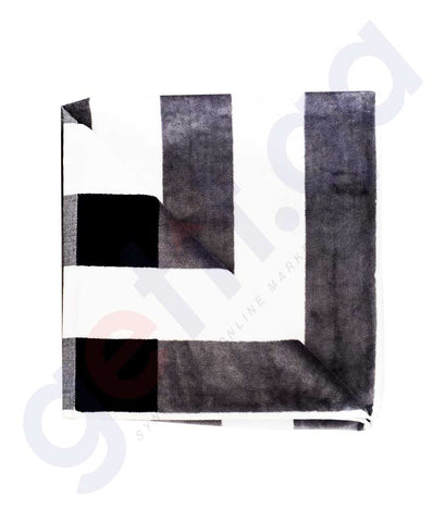 Buy Bath Towel 70x40cm Galaxy Price Online in Doha Qatar