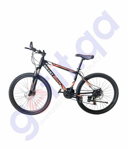 "Buy Smart Rider Bicycle 26"" 600y-26 Price Online Doha Qatar"