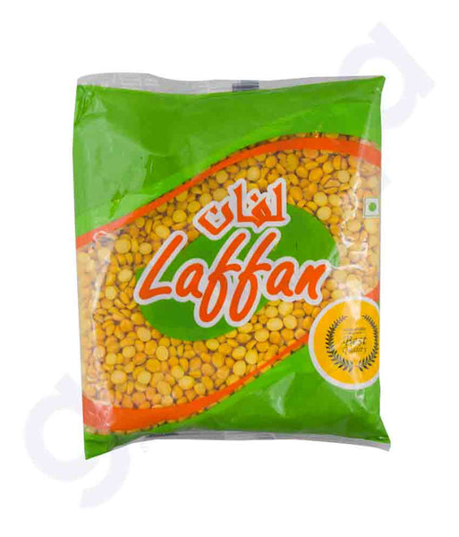 Buy Best Quality Laffan Chana Dal 500g and 1kg Price Online Doha Qatar