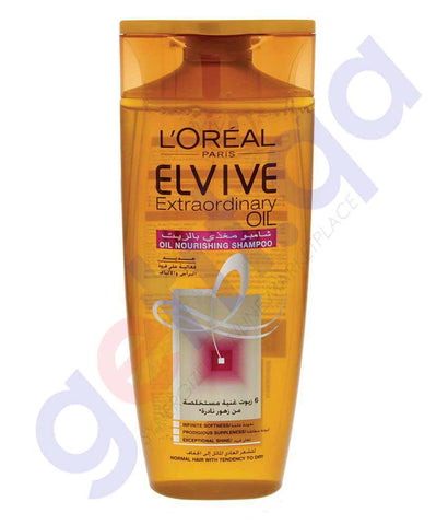 L'oreal Elvive Extra Ordinary Nourishing shampoo  250ml
