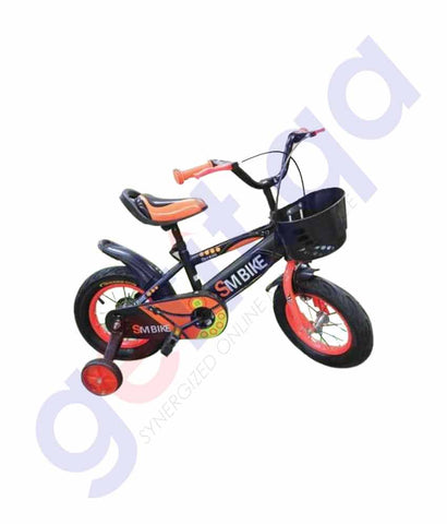 Buy SM Bike Baby Bicycle 12-1210-12 Price Online Doha Qatar