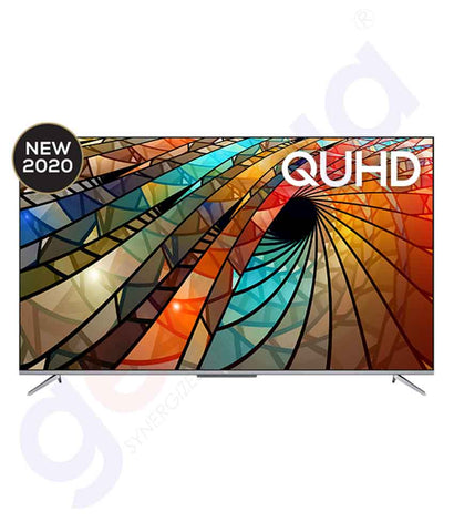 TCL 43 INCH UHD ANDROID LED TV 43P715