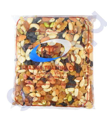 Buy Best Quality Rajwa Mix Nut W/Dry Fruit in Doha Qatar