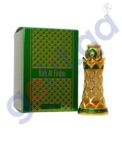 Buy Bab Al Firdoz Concentrated Perfume Oil Online Doha Qatar
