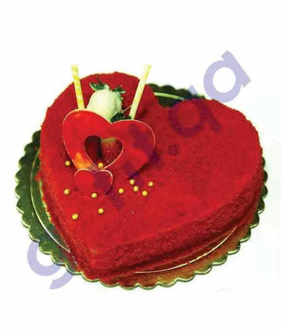 FOOD - VALENTINE'S DAY CAKE