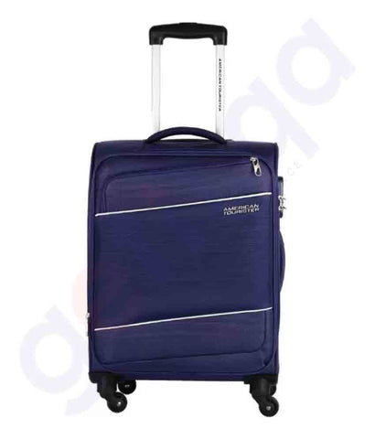 Buy American Tourister Jamaica Spinner 69cm Purple Doha Qatar