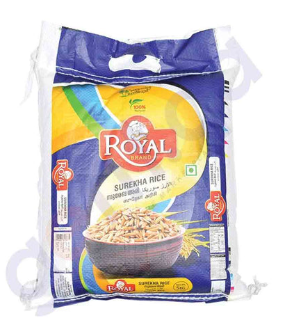 ROYAL SUREKHA RICE 5KG