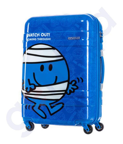 Buy American Tourister Mr Bump Spinner 69cm in Doha Qatar