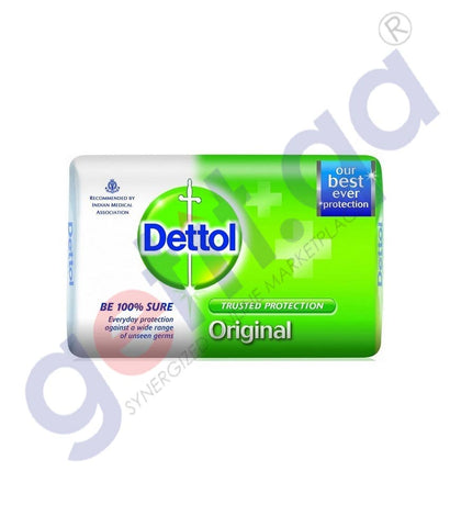 Buy Dettol Soap Original 130g Price Online in Doha Qatar