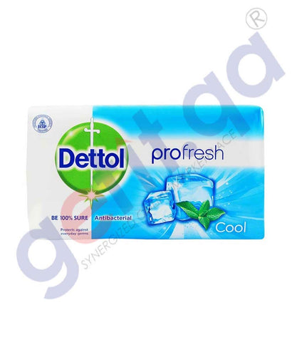 Buy Dettol Profresh Cool Soap 130g/ 170g Online Doha Qatar