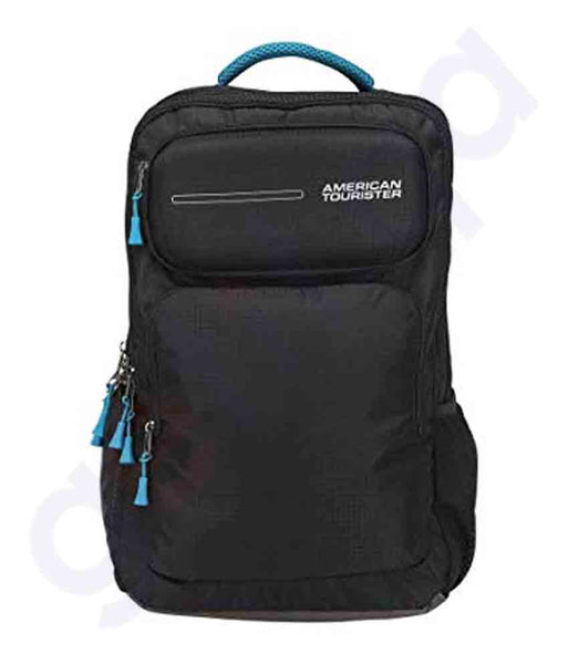 Buy American Tourister Vibe Next Laptop Backpack Doha Qatar