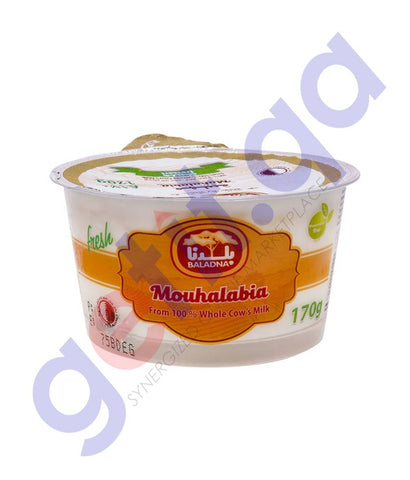Buy Baladna Mouhalabia 170gm Price Online in Doha Qatar