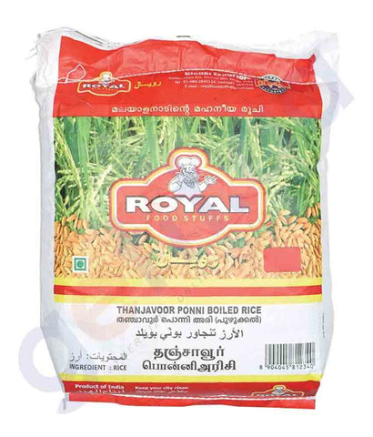 ROYAL THANJAVOOR PONNI RICE