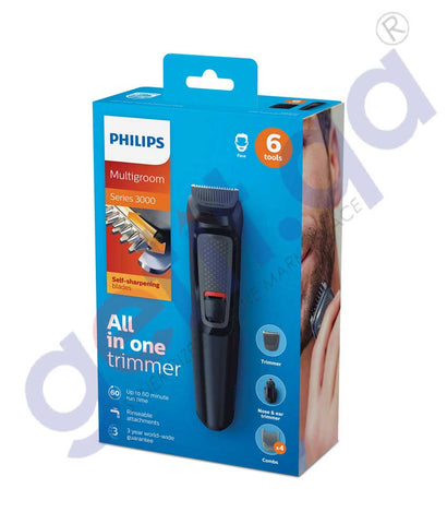 GETIT.QA | Buy Philips Multi-Purpose Grooming Set Online in Doha Qatar