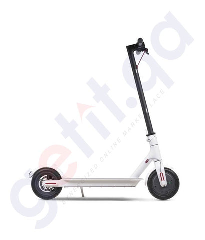Buy Xiaomi Electric Scooter White EU Online in Doha Qatar
