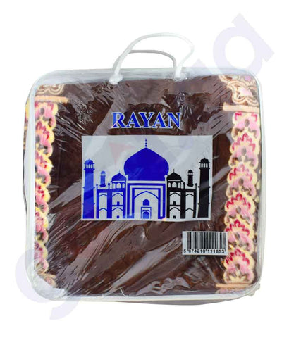 Buy Rayan Prayer Mat Velvet Assorted Online in Doha Qatar