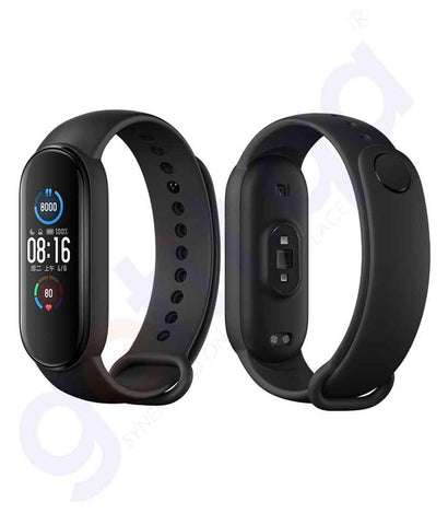 GETIT.QA | Buy Mi Smart Band 5 at Best Price Online in Doha Qatar