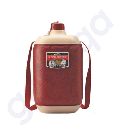 BUY MILTON KOOL RIDER WATER BOTTLE 1000ML MAROON ONLINE IN QATAR