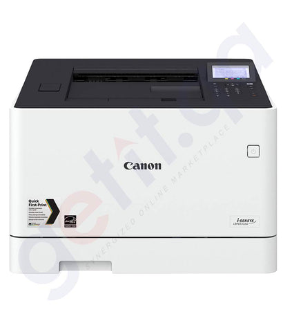 Buy Best Priced Canon iSENSYS-LBP653CDw Online in Doha Qatar