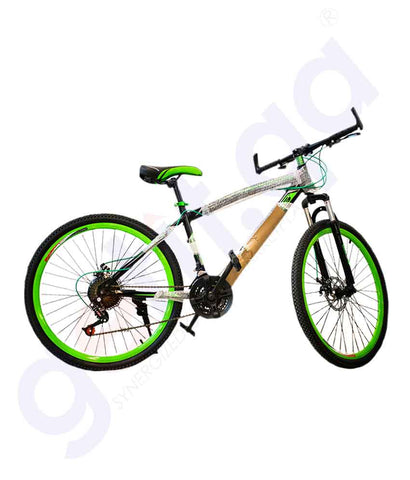 GETIT.QA | Buy Fashion Riding 26 Bicycle WT-900-26 Online Doha Qatar
