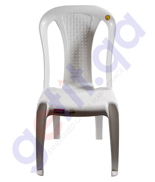 VARMORA DINE CHAIR NETTED