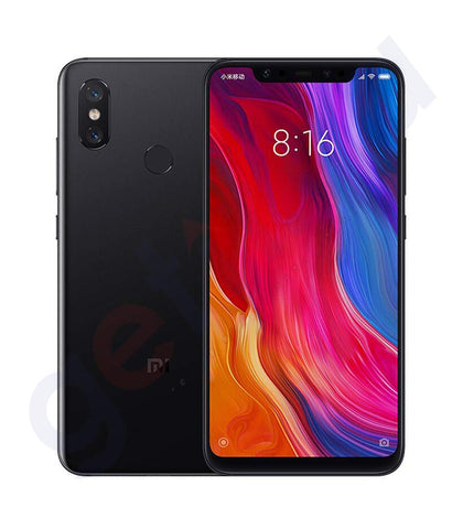 BUY XIAOMI REDMI MI 8-6GB-64GB- 4G LTE BLACK ONLINE IN DOHA QATAR