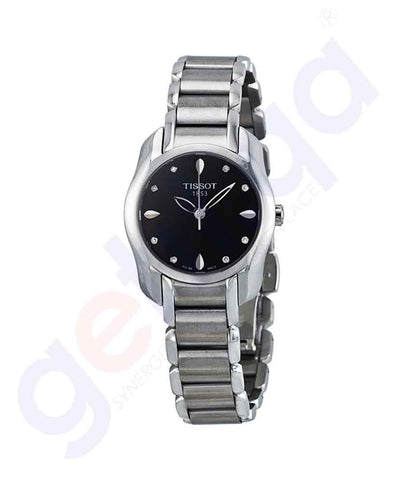 GETIT.QA | Buy Tissot T023.210.11.056.00 T-Wave Ladies Watch Doha Qatar