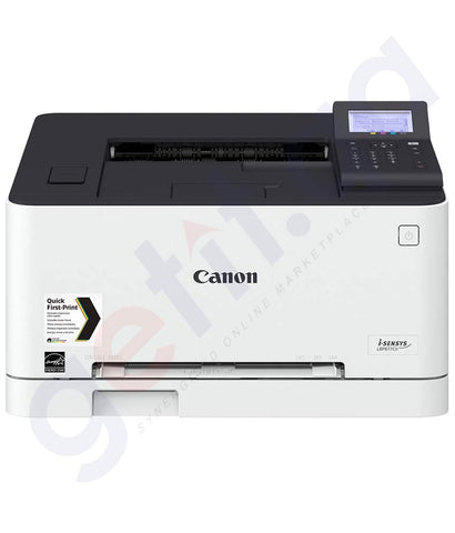 Buy Best Priced Canon iSENSYS-LBP611Cn Online in Doha Qatar