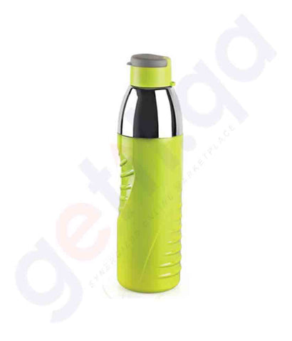 Buy Water Bottle Puro Gliss 600 Green Online Doha Qatar