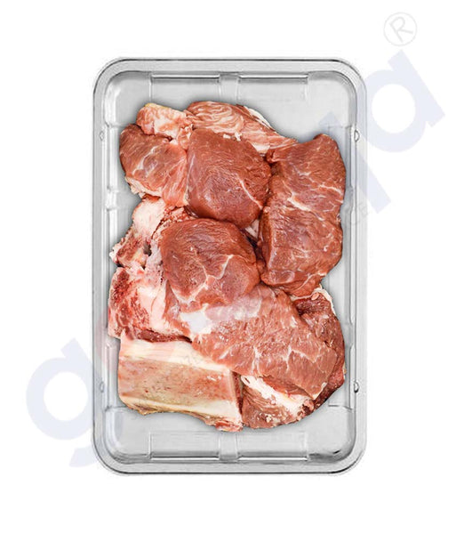 Buy Camel Meat with Bone 1kg Price Online in Doha Qatar