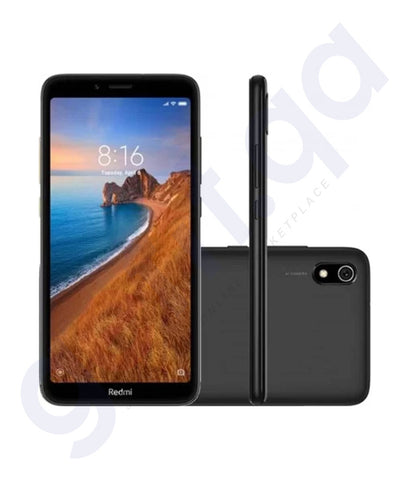 Buy Xiaomi Redmi 7A 2gb 32gb Black Price Online in Doha Qatar