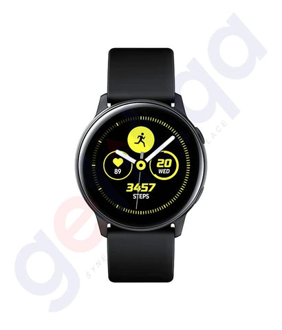 Buy Samsung Galaxy Watch Active Black Online in Doha Qatar