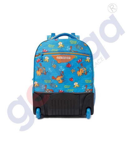 GETIT.QA | Buy American Tourister GAT Woddle-Wheeled BP-02 Doha Qatar