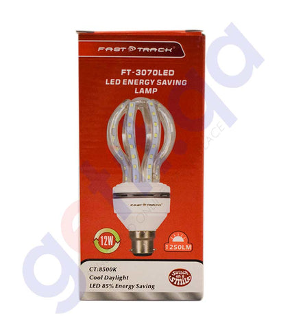 FAST TRACK ENERGY SAVING LAMP 12W FT-3070LED