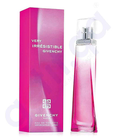 GIVENCHY VERY IRRESISTIBLE EDT 50ML FOR WOMEN