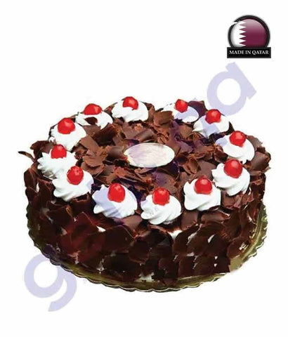 BUY FRESH BLACK FOREST CAKE ONLINE IN DOHA QATAR