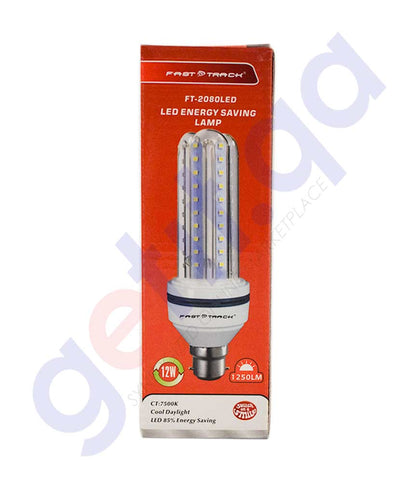 FAST TRACK ENERGY SAVING LAMP 12 W FT-2080LED